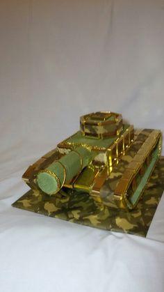 Добрый вечер! Это мой первый танк...