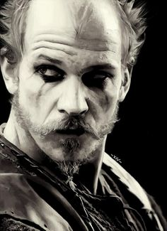 Floki from Vikings - Fan Art by ShadowsXIV on DeviantArt Vikings Show, Vikings Tv Series, Vikings 2, Floki, Ragnar Lothbrok, Lagertha, Skarsgard Family, Viking Quotes, Gustaf Skarsgard
