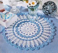 Crochet: doily                                                       …
