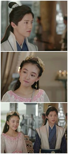 Princess luoluo ❤ changsheng  Fighter of the destiny