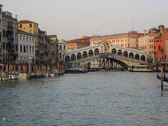 Venice Biennial Grand Canal