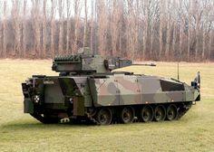 БМП Puma концерна KMW.