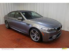 BMW M5 Space Gray Metallic