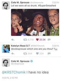 why is cole my soulmate