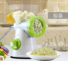 Multifunctional Meat Mincer And Vegetable Cutter Egg Salad, Food Items, Multifunctional, No Cook Meals, Ecommerce, Meat, Vegetables, Store, Cooking