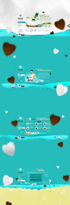 Amazing Website of Cupcakes : http://cupcakefactoryba.com.ar/