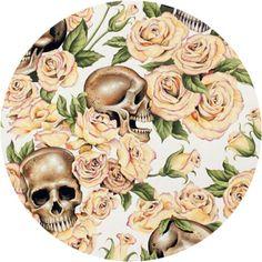 Alexander Henry, Resting in Roses Natural