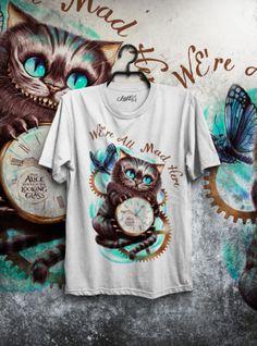 T-shirt, Maglie E Camicie Efficient Maglietta T-shirt Fumetto Mates St3pny Anima Vegas Surreal Power In Cotone 100% Attractive Fashion