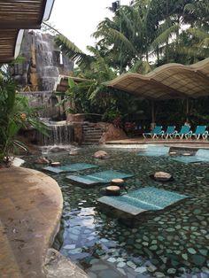 Baldi Hot Springs, Costa Rica