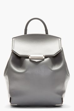 Alexander Wang backpack,,, ii love this backpack!! <3