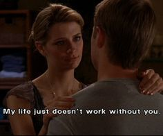 Season 3 - The Last Waltz. Best Tv Couples, Best Couple, Tv Quotes, Movie Quotes, The Oc Tv Show, The Last Waltz, Best Movie Lines, Love Is My Religion, History Of Television