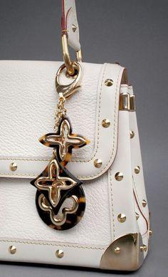 #louis vuitton  #white #designer bags