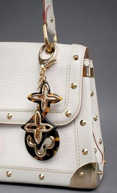 #louis vuitton  #white #designer bags