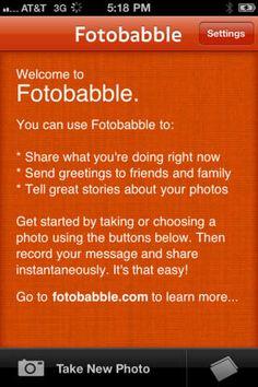 Fotobabble by Fotobabble, Inc