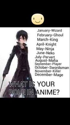 "Walks up to Dazai* ""What did you do to become the best mafia agent ever? Birthday Scenario Game, Birthday Games, Zodiac Funny, Zodiac Signs, Otaku Anime, Anime Manga, Otaku Problems, Anime Zodiac, Name Generator"