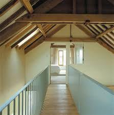Upstairs in Hall Barn, Quakers Barns, Norfolk