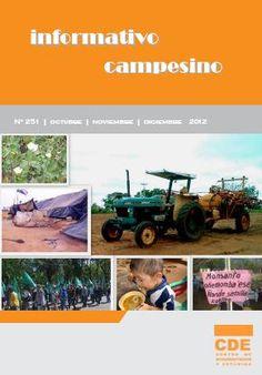 Informativo Campesino (Centro de Documentación y Estudios - CDE)