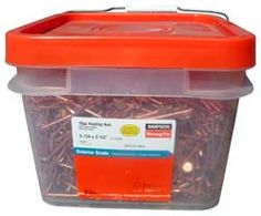 25 pound box of inch copper roofing nails. 10 gauge or inch shank with inch heads. These are the most popular nails used today for installing standard thickness roofing slate. About 140 per pound. Moss Removal, Roofing Nails, Copper Roof, Roof Installation, Nail Length, Steel Roofing, Roof Vents, Weather And Climate, Diamond Point