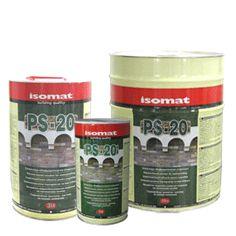 Γνωρίστε το PS-20, με την εγγύση ποιότητας της ISOMAT και μάθετε περισσότερα για τους τρόπους εφαρμογής στο τεχνικό φυλλάδιο. Exposed Concrete, Roof Tiles, Coffee Cans, Decorative Bricks, How To Apply, Canning, Plaster, Ps, Rain