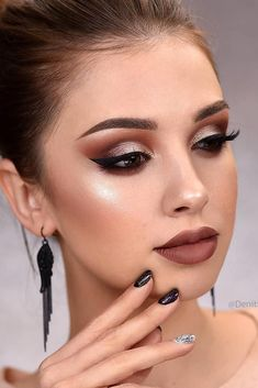 28 Super Sexy Looks und Make-up-Tipps zum Valentinstag - Make up