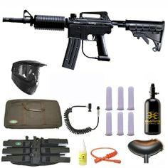 Spyder MRX Magazine Fed Paintball Marker Gun 3Skull Nitro Sniper Set. Available at Ultimate Paintball!!  http://www.ultimatepaintball.com/p-10387-spyder-mrx-magazine-fed-paintball-marker-gun-3skull-nitro-sniper-set.aspx