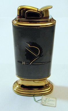 Vintage Evans Table Cigarette Lighter