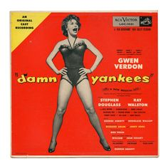 Damn Yankees (An Original Cast Recording) Various Artists RCA Victor Records/USA (1955)