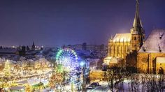 10 Magical winter cities you need to visit | THINK GOOD