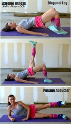 Thighs Solver workout