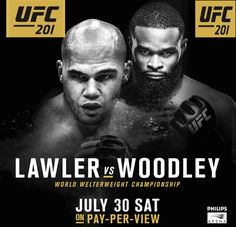ufc 201 live stream fight pass and PPV event on July 30, 2016 ufc 201 fight card, start times, TV channel, watch ufc 201 online free streaming TV info