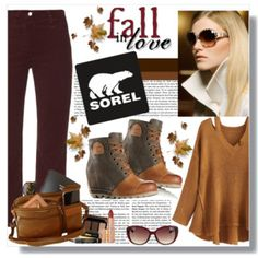 Kick Up the Leaves (Stylishly) With SOREL: CONTEST ENTRY