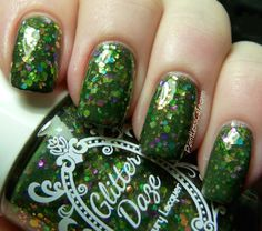 GlitterDaze 'Can't Have Your Brains and Eat 'em Too'