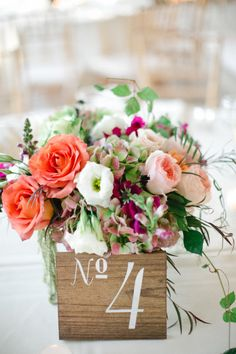 Fall blooms: http://www.stylemepretty.com/new-york-weddings/garrison/2015/02/19/elegant-fall-wedding-at-the-garrison/ | Photography: Carmen Santorelli - http://carmensantorellistudio.com/