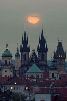Prag, Çek Cumhuriyeti.