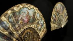 'WEAPONS OF SEDUCTION - 18th to 20th Century European Fans' The Fan Collection of the Medeiros e Almeida House-Museum © Hugo Amaral/Observador