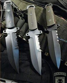 M4 Rangers Combat Knives
