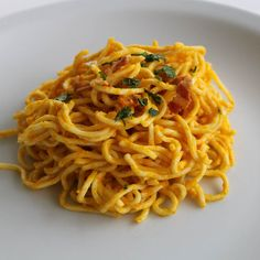 Pasta with Pumpkin Recipe 1