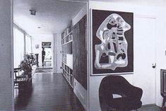 Josep Lluis Sert > Sert House   HIC Arquitectura Space Architecture, House, Mid-century Modern, Castle, Mid Century, Interiors, History, Architects, Trendy Tree