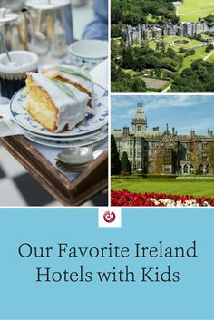 Ireland is a magical place for kids and parents alike. These favorite Ireland family hotels will be a highlight of your trip. Best Of Ireland, Ireland With Kids, Ireland Food, Ireland Vacation, Ireland Travel, Ireland Hotels, Hotels For Kids, Vacations To Go, Family Vacations