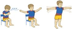 Дыхательные упражнения для детей Пчелка