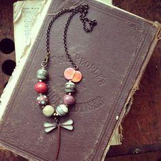 Lorelei Eurto Jewelry:  Spring Soire. $52.00, via Etsy.