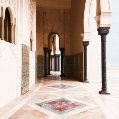 Mosquée Hassan II, Casablanca, Morocco