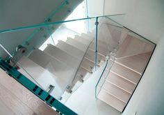 Escaleras de diseño - Elegancia y exclusividad para tu hogar Enesca.es