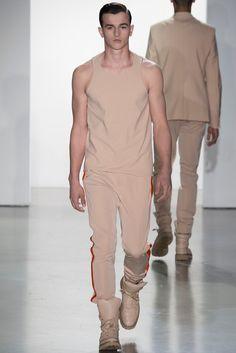 Calvin Klein Collection Spring 2015 Menswear Fashion Show