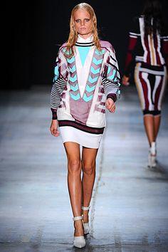 Alexander Wang - Women's Ready-to-Wear - 2012 Spring-Summer