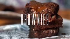 """Brownie de """"Um Lugar Chamado Notting Hill"""" 