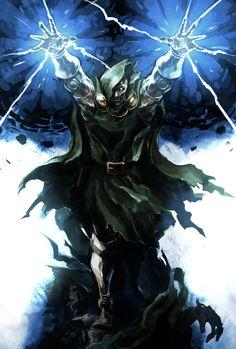 Dr.Doom by naratani.deviantart.com on @DeviantArt