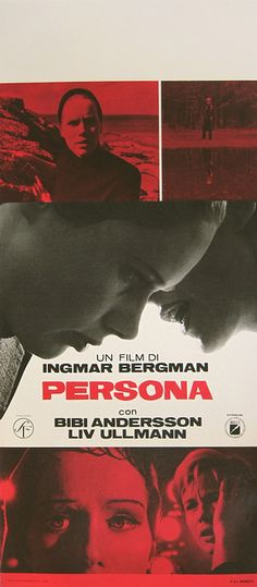 Persona - Bergman
