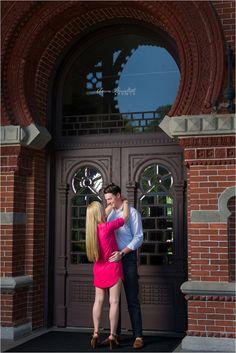 Saddlebrook Wedding Photographer { Megan and Mckinley Engagement } -