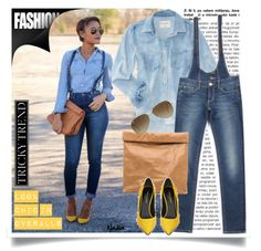 Style Challenge: How to Wear Overalls – Fashion Style Magazine - Page 4